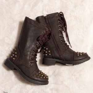 Link Girl's Boots 9C